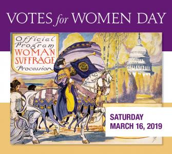 Votes for Women Day Highlights