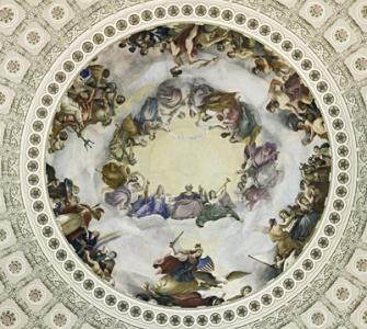 The Apotheosis of Washington