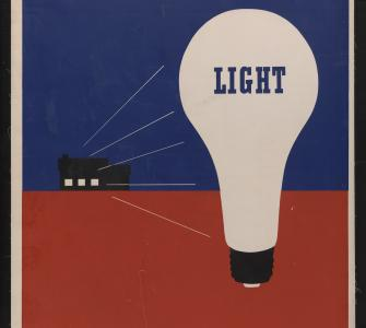 """Light,"" Rural Electrification Administration, n.d."