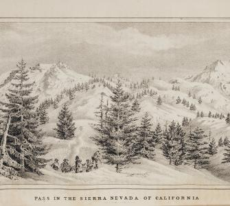 Report of the Exploring Expedition to the Rocky Mountains . . . , and to Oregon and North California . . . , by John C. Frémont et al., 1845