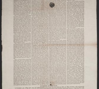 The Fugitive Slave Law, n.d. ca. 1850