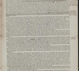 Northwest Ordinance of 1787, passed July 13, 1787 - Page 1