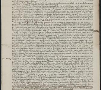 Northwest Ordinance of 1787, passed July 13, 1787 - Page 2