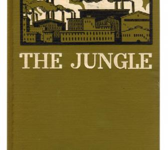 The Jungle, by Upton Sinclair, 1906
