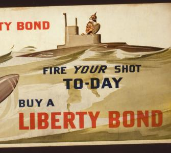 Every Liberty Bond is a Shot at a U Boat