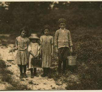 Photographs by Lewis Hine for the National Child Labor Committee