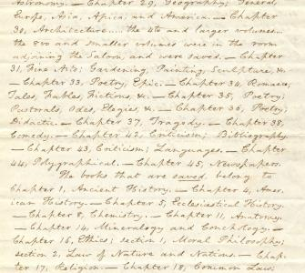 Letter from John Silva Meehan, Librarian of Congress, to Senator James Alfred Pearce of Maryland, January 7, 1852