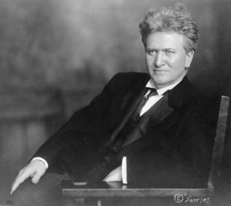 Senator Robert M. La Follette Sr. of Wisconsin, photograph, ca. 1911