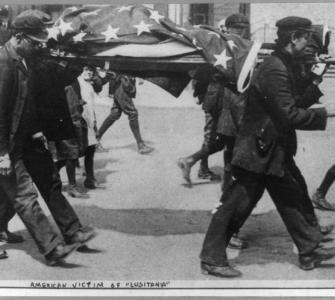 American Victims of the Lusitania