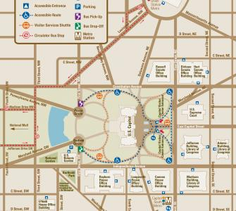 Getting To The Capitol U S Capitol Visitor Center