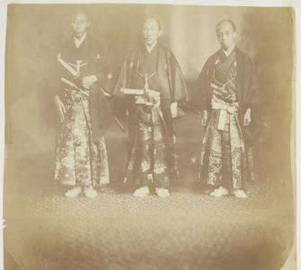 Japan's first emissaries