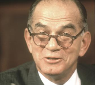 J. William Fulbright, 1966