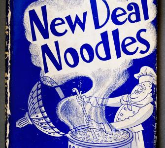 New Deal Noodles, 1936