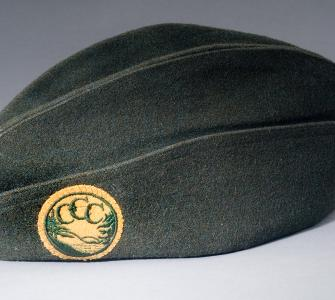 CCC Worker's Hat