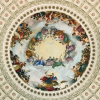 The Apotheosis of Washington by Constantino Brumidi