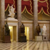 Statues from the National Statuary Hall Collection