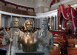 Freedom Fighters in the Capitol Collections