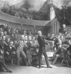 The United States Senate, A.D. 1850