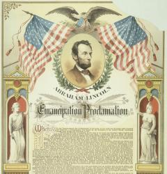 President Lincoln's Emancipation Proclamation