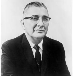 Wilbur Mills, Chairman of the House Ways and Means Committee, 1966