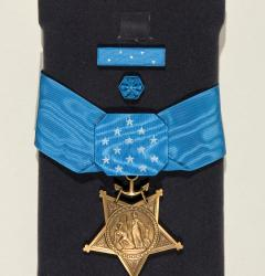 Medal of Honor for the U.S. Navy/Marine Corps/Coast Guard