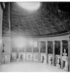 National Statuary Hall, ca. 1890