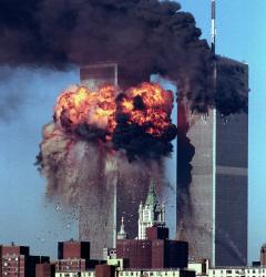 Unprecedented attacks on September 11, 2001