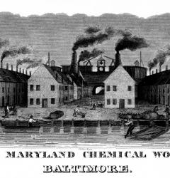 Mid-Atlantic and Northern states had abundant natural resources for industrial power
