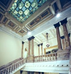 East Grand Stair, Senate wing
