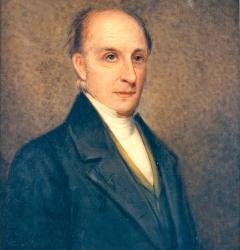Portrait of Charles Bulfinch