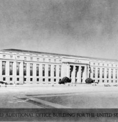 Preliminary Design for the Dirksen Senate Office Building