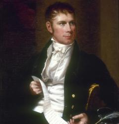 Henry Clay, by Charles Bird King, 1821