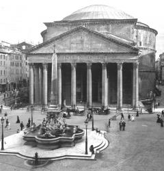 The Pantheon, Rome, ca. A.D. 117–268
