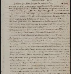 Letter by Thomas Jefferson to John Holmes, 1820